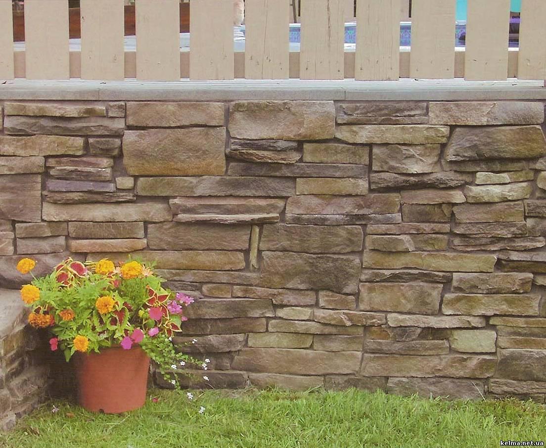 Искусственный камень - это полноценная имитация натурального природного камня с...