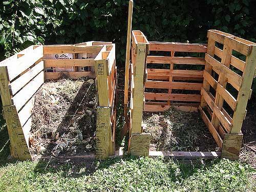 Как сделать компостную яму на даче фото 89