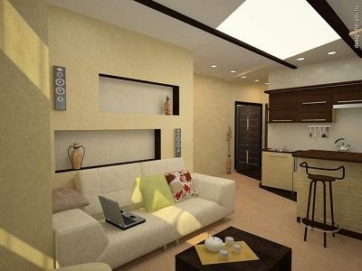 Как обставить маленькую квартиру?
