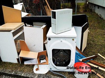 Утилизация мебели (вывоз старой мебели)