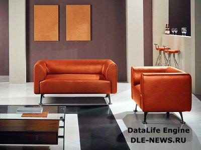 Мягкая мебель в офисе