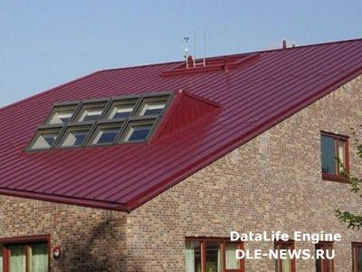 Выбираем металлическую кровлю для крыши дома: профнастил, металлочерепица, фальцевая, оцинкованная
