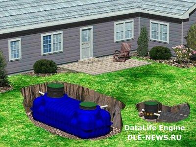 Септик для загородного дома: советы по выбору и установке