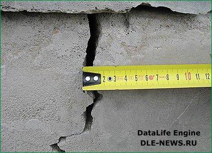 Методы сохранения здания после обнаружения трещины