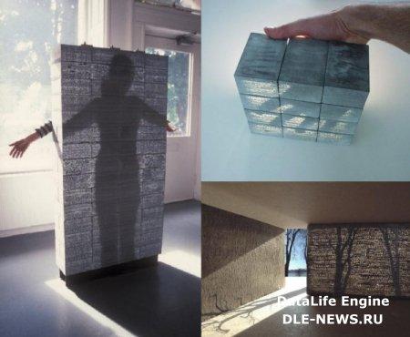 Ученые изобрели бетон, который пропускает свет