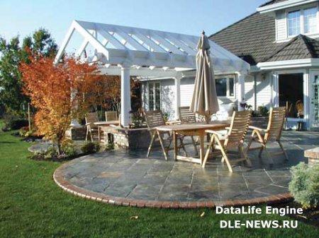 Патио – уютный внутренний дворик