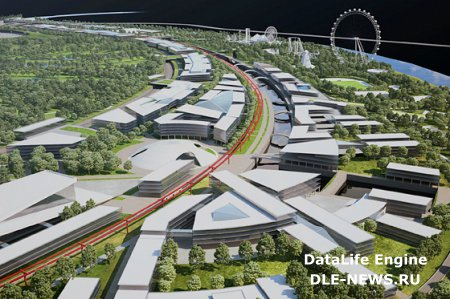 Начало строительства Парламентского центра в московских Мневниках запланировано на 2016 г.