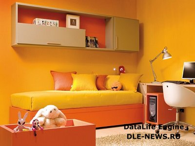 Дизайн современной детской комнаты: битва идей