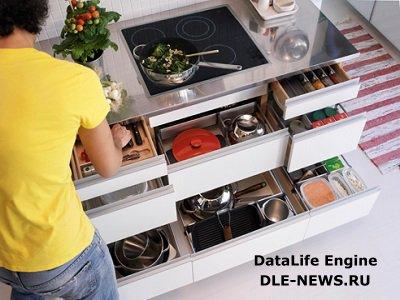 Как эффективно использовать пространство малогабаритной кухни
