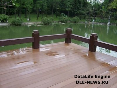 Особенности палубной доски из древесины сибирской лиственницы