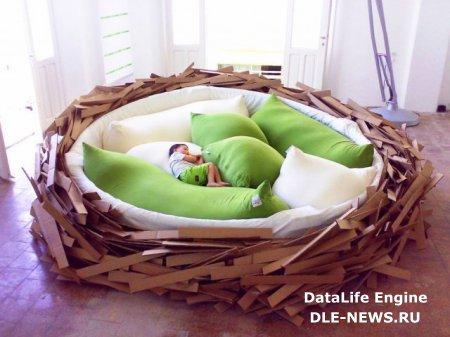 Многофункциональное уютное гнездо