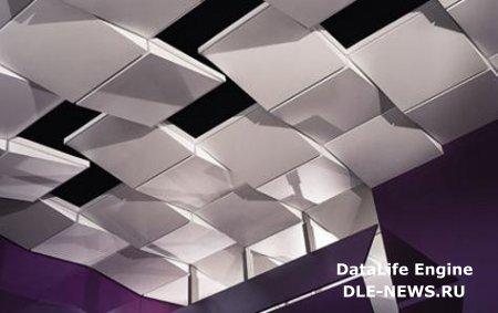 Современные 3D-потолки — оригинальное решение для интерьера помещений