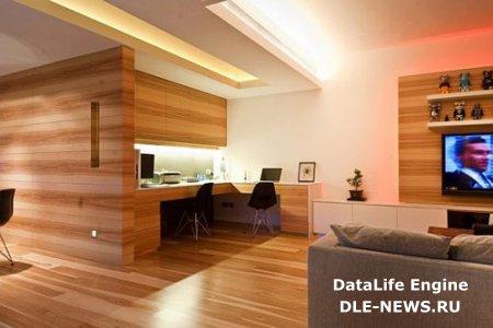 Выбор породы древесины для внутренней отделки помещений