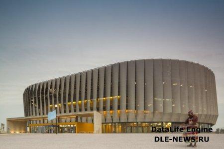 Многофункциональная спортивная арена в Анголе является показателем налаживания жизни на африканском континенте