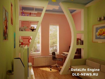 8 интересных решений в зонировании небольшого помещения