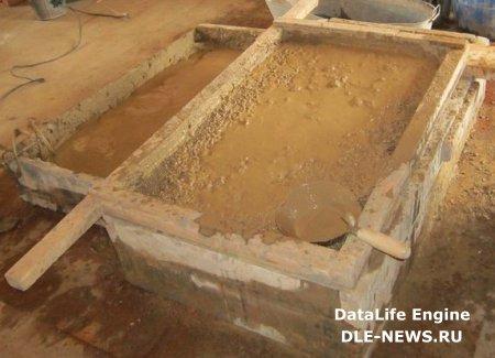 Применение глиняной штукатурки для выравнивания и утепления стен