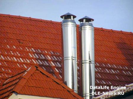 Правила установки и проектирования дымохода