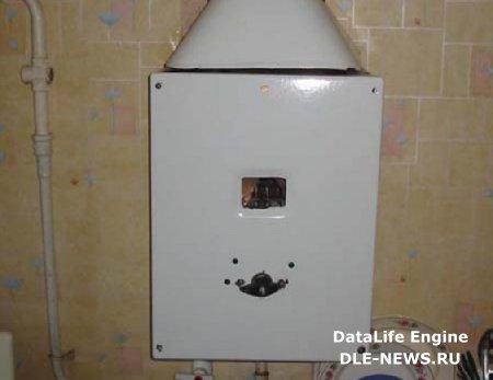 Профилактический контроль качества работы газовой колонки