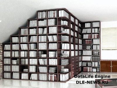 Какую выбрать мебель для домашней библиотеки