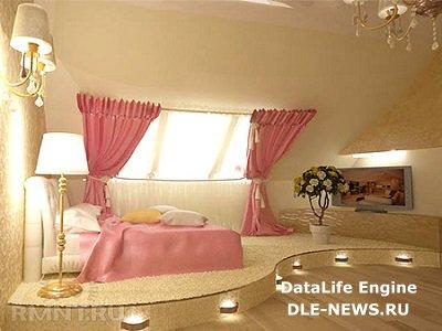 Превращаем спальню в