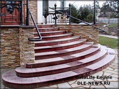 Ступени для лестниц из керамогранита - красота и аристократизм