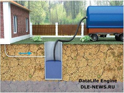 Проведение канализации в частном доме