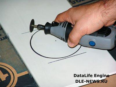 Многофункциональный инструмент бормашина