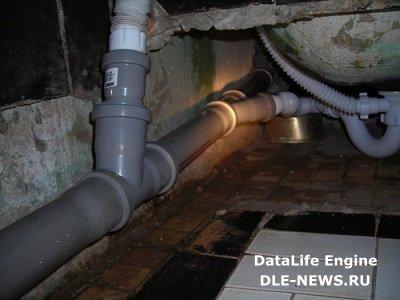 Как правильно проложить канализацию?