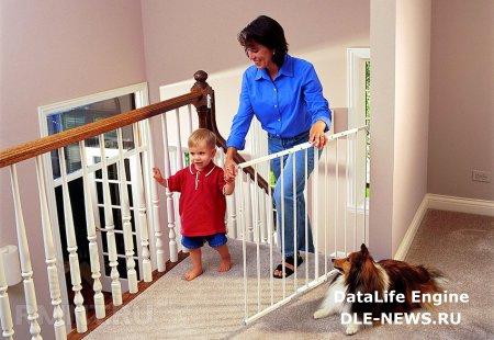 Как смонтировать удобную лестницу для ребенка