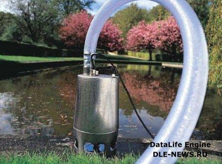 Водяные наносы: как выбрать