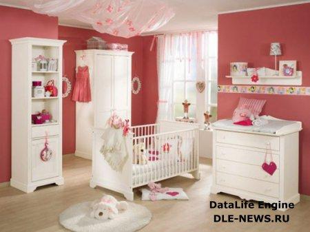 Как правильно выбрать мебель для новорожденных