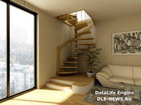 Какие бывают чердачные лестницы?