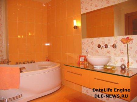 Как создать яркий интерьер в ванной комнате