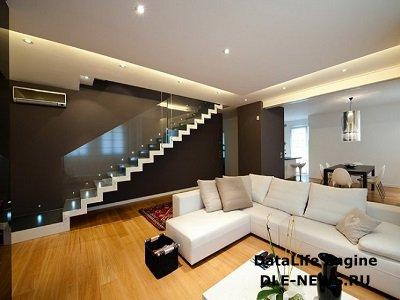 Частный дом интерьер дизайн