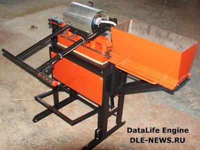 Оборудование для тротуарной плитки - вибропресс