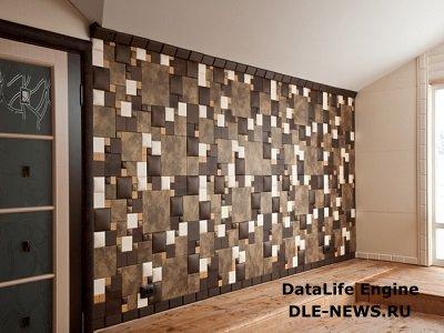 Преимущества использования стеновых панелей в качестве основной отделки и материала для создания модных стеновых панно