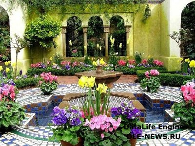 Что такое стиль сада?