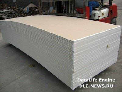 Гипсокартон – самый востребованный материал для отделки дачи