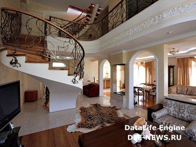 Модерн как стиль загородного дома