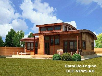 Какой деревянный дом лучше построить