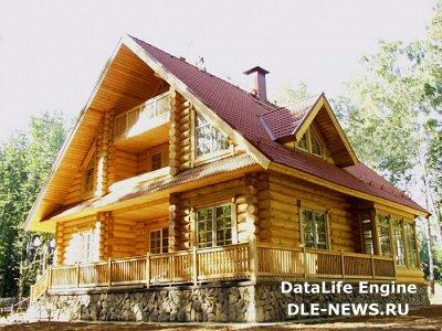 Строительство рубленых домов