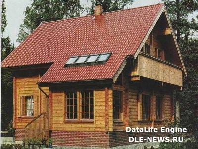 Особенности современных технологий, используемых для возведения деревянных домов.