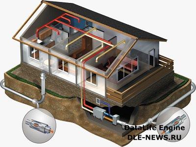 Рекуператор – отличная замена системе вентиляции в доме