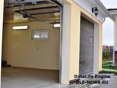 Технология возведения металлического гаража