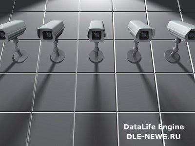 Монтируем камеру системы видеонаблюдения