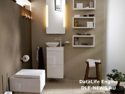 Подбираем мебель для ванной комнаты