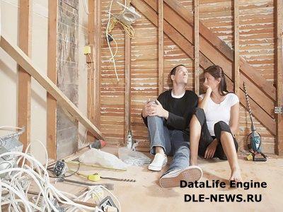 Начинайте ремонт в доме весной