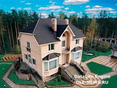 Виды загородной недвижимости.