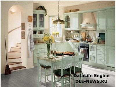 Мода 2015: проявления в кухонной мебели