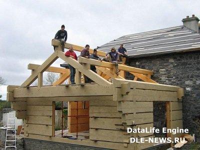 Строительство каркасных домов своими руками